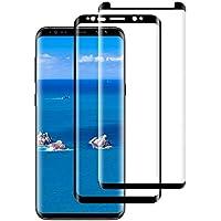 Vegena Galaxy S9 Panzerglas Schutzfolie, 2 Stück Panzerglasfolie für Samsung S9, Samsung Galaxy S9 Displayschutzfolie, 9H Härtegrad Anti-Kratzer für Samsung Galaxy S9