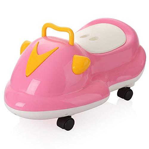 Baby-Töpfchen Multifunktions-Trainings-WC-Töpfchen,Pink
