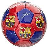 Ball Unterschriften Offizielle FC Barcelona