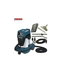 Aspirateur cuve acier inoxydable 22L 1050W 220 mbar + kit accessoires