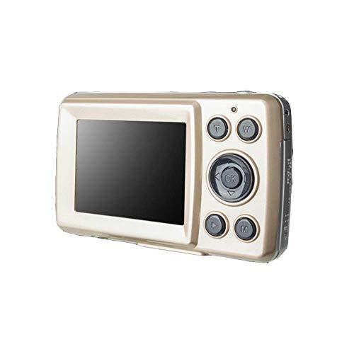 YWT Kinder-Digitalkamera, 2,4-Zoll-Bildschirm, 16-Megapixel-HD-Digitalkamera, 8-facher Digitalzoom, Junge Mädchen, Geburtstags