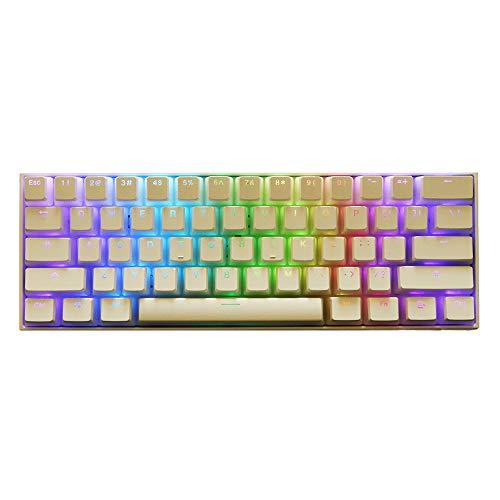 LaDicha 108 Schlüssel Pbt OEM White Pudding Keycap Transluzente Tastenkappen Für Mechanische Tastatur White Pudding