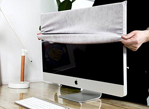 """Preisvergleich Produktbild 'Lavolta Housse de Displayschutzfolie für Apple iMac 27Zoll–inkl. Staubschutz Schutzhülle Abdeckung für iMac 27""""Retina 5K, 27"""" Thunderbolt Display, 27Modelle–Tasche für iMac Zubehör"""