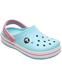crocs Unisex-Kinder Crocband K Clogs