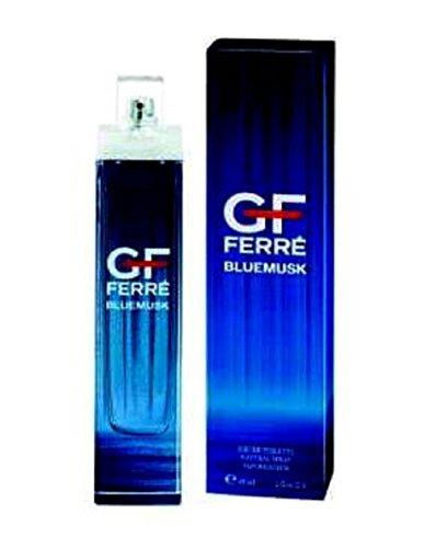 GF Ferré Bluemusk Eau de Toilette Natural Spray Vapo 60ml EdT - 4 Edt Spray