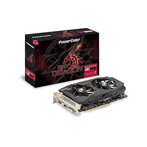 PowerColor Red Dragon Radeon RX 590 8GB GDDR5 - AXRX 590 8GBD5-DHD