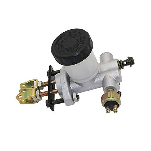 HermosaUKnight Fahrzeugbremspumpe Hydraulische Bremszylinderpumpe für 125cc 150cc 250cc 300cc (300cc Atv)
