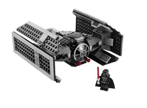 Imagen principal de LEGO Star Wars 8017 - Juego de construcción de caza estelar TIE de Darth Vader