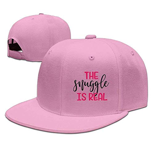 recognized brands exclusive range look out for Daibing Mens Cool Snapback Hats Baseball Caps The Snuggle is Real Low  Profile Hat,Unisex