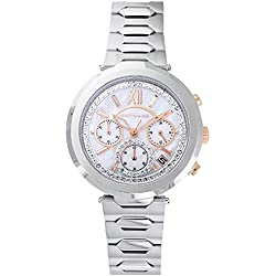 Wittnauer Men's Chronograph Taylor Stainless Steel Bracelet Watch
