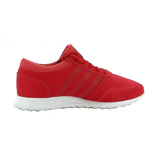 adidas Los Angeles, Baskets Basses Homme, Taille Unique Rouge