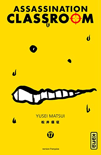Assassination Classroom Edition simple Tome 17