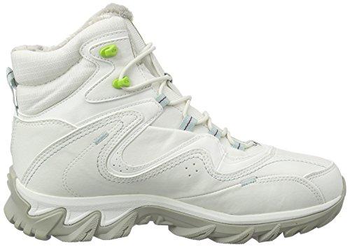 Salomon - Sokuyi Wp, Scarpe da escursionismo Donna Bianco (Weiß (Cane/Titanium/Pop Green))