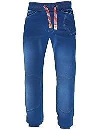ABK Yoda Jogging Pantalón, Hombre, Azul (Indigo Blue), XXL