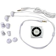 Underwater Audio Waterproof Swimbuds Bundle iPod (Silver)