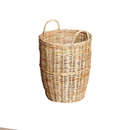 Betty portaombrelli, vimini, cestino di immagazzinaggio del rattan, secchio creativo di secche (dimensioni : s.)