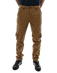pantalons japan rags tom beige
