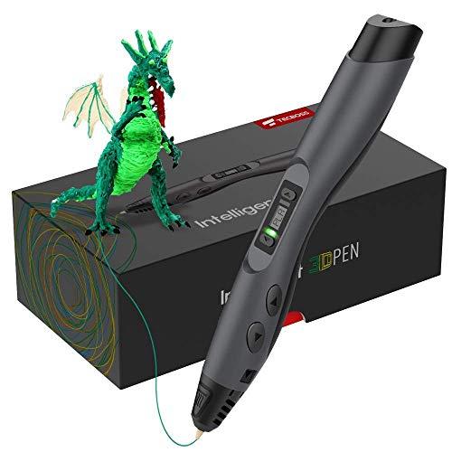 Tecboss Penna 3D, 3D Penna Stampa con Schermo LCD e usato  Spedito ovunque in Italia
