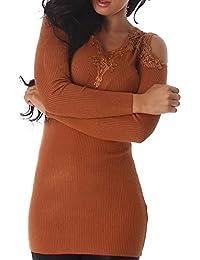 ein paar Tage entfernt neue niedrigere Preise populärer Stil Suchergebnis auf Amazon.de für: enganliegende - Pullover ...
