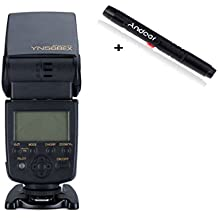 Yongnuo YN568EX TTL - Flash Speedlite HSS para Nikon D7000, D5200, D5100, D5000, D3100
