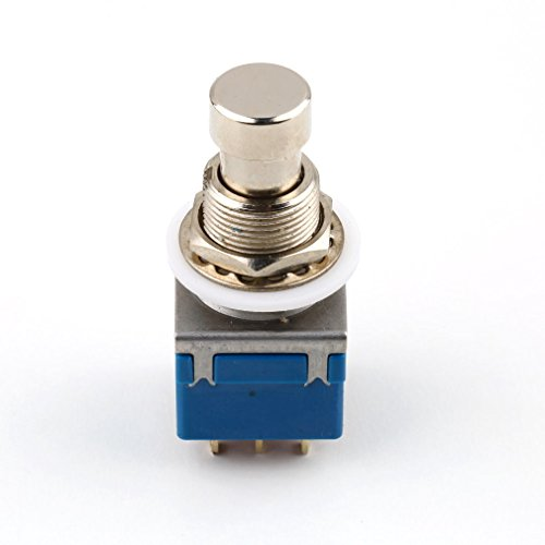 10pcs-9-poligen-e-bass-effekte-stampfen-schalter-fussschalter-blau
