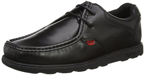 Kickers Men's Fragma15 Lace Lthr Am Derbys, Black (Black), 8 UK 42...