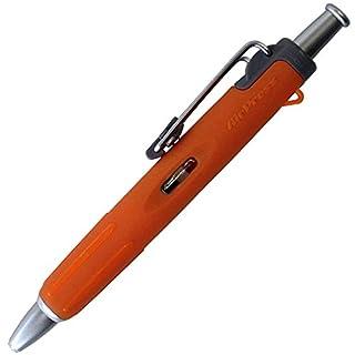 Tombow BCAP54 Kugelschreiber AirPress Pen, Schaftfarbe orange