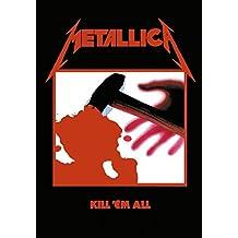 Metallica - Kill'Em All Flagge