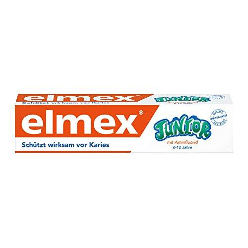 Elmex Junior Zahnpasta 75 ml