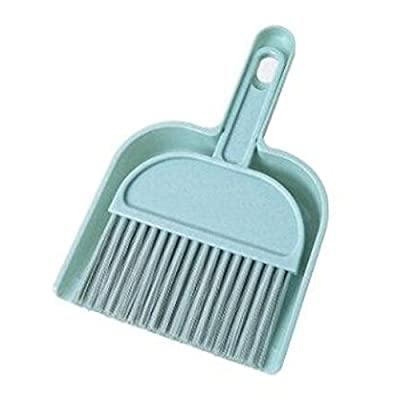 Alien Storehouse Creative Cleaning Tools Mini Besen und Kehrschaufel Kunststoff Griffe Sweep Sets, F1