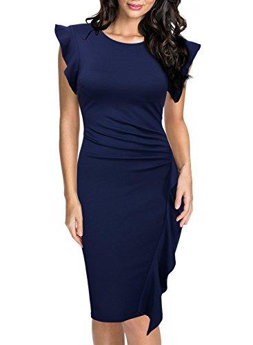 miusol-femme-ruffles-manche-bodycon-casual-crayon-robe-bleu-marine-l-40