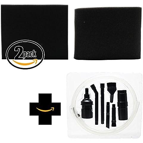 2-pack Clean View II–Bissell Aspirapolvere senza sacco