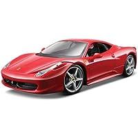 Maisto - Kit modelo línea de montaje Ferrari 458 Italia, escala 1:24 (