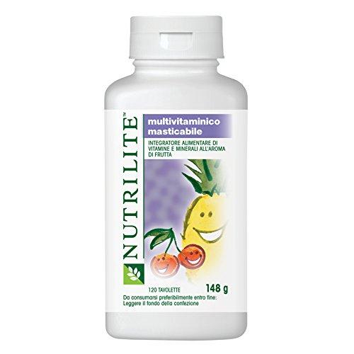 Multivitaminico Masticabile (120 tavolette)