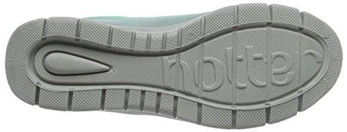Hotter - Stellar, Scarpe da ginnastica Donna Verde (Mint Multi)