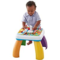Mattel Fisher Price - Laugh N Learn - Smart Stages Around Town Table