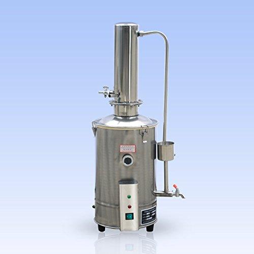 Wotefusi 220V 5L/H Auto Elektrische Edelstahl Wasser Distiller Filter Maschine Neu, MEHRWEG - Wasser-filter-maschine