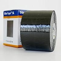 Star-Tape Kinesiologie-Tape 5,5m x 5 cm, schwarz preisvergleich bei billige-tabletten.eu