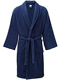 A B Traders Bath Robe 100% Egyptian Cotton Terry Towelling Robe Gown Luxury  and Super Soft 7b2510c6f