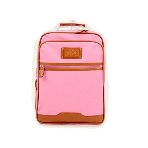 Fashion-Plaza-mediados-marca-nuevo-estilo-simple-nios-bolso-de-escuela-Mochila-escolar-39-x-29-x-10-cm-Boy-y-nias-en-azul-y-rosa-c5018