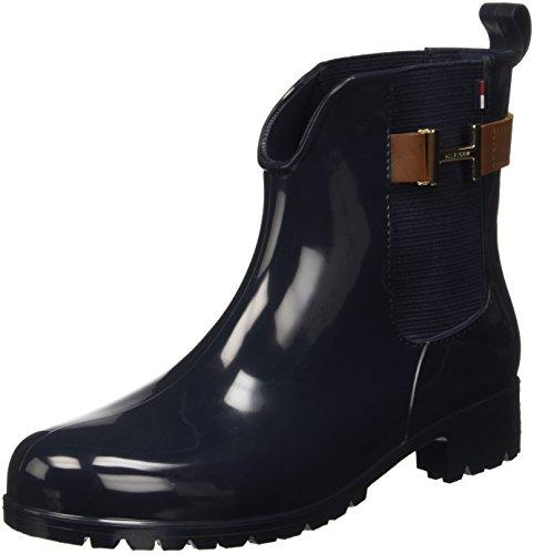 tommy-hilfiger-damen-o1285xley-7r-chelsea-boots-mehrfarbig-midnight-noce-403-38-eu