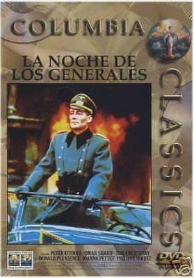 The Night of the Generals ( La Nuit des g??n??raux ) [ NON-USA FORMAT, PAL, Reg.2 Import - Spain ] by Peter O'Toole