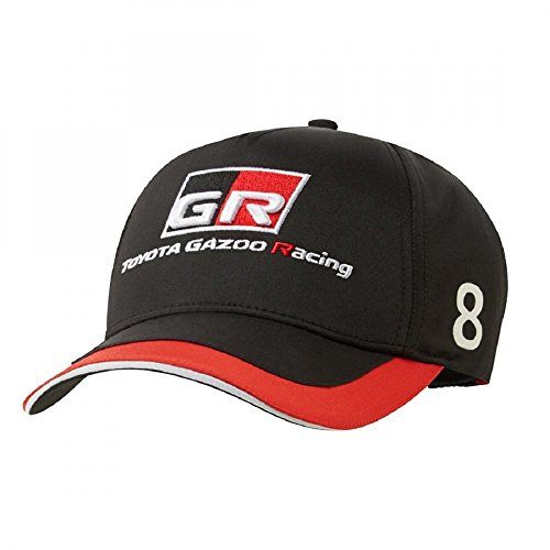 Toyota Gazoo Racing Toyota WEC Car NO.8 Drivers Cap Alonso