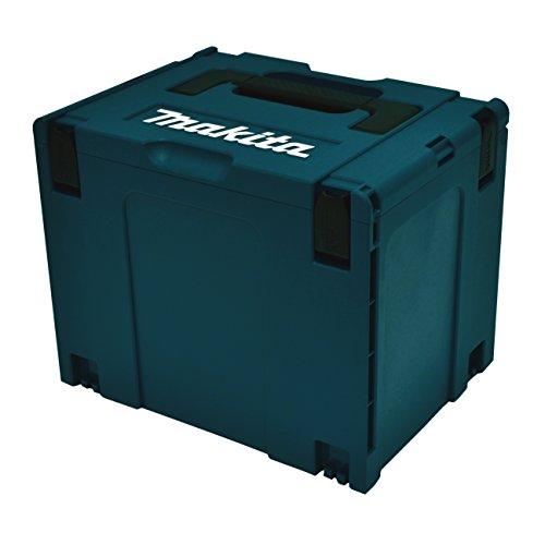 Makita DRT50ZJX2 Multifunktionsfräse (18,0 V, inklusive 3 Fräsmodule im MAKPAC, ohne Akku, ohne Ladegerät, 800 Watt)