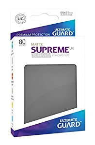 Ultimate Guard ugd010550UX Supremo japonés tamaño Funda Tarjeta Caso