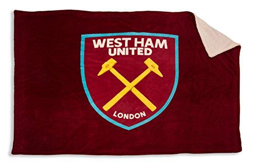 West Ham United Sherpa Couverture, Bordeaux
