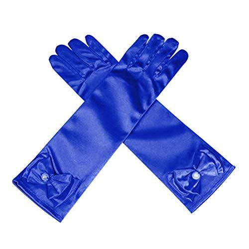 Mädchen Handschuhe Anzieh Accessoires Prinzessin Handschuhe for Halloween