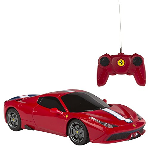 Rastar - Ferrari 458 Speciale A, coche teledirigido, escala 1:24, colo