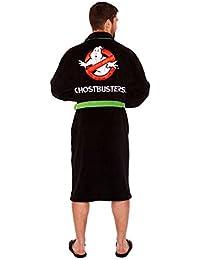 Ghostbusters Officielles Aucune Esprit Logo Fleece Dressing Gown