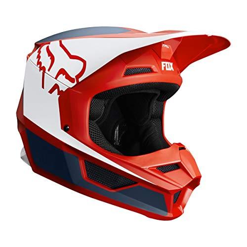 Fox Helmet V-1 Przm Navy/Red Xl
